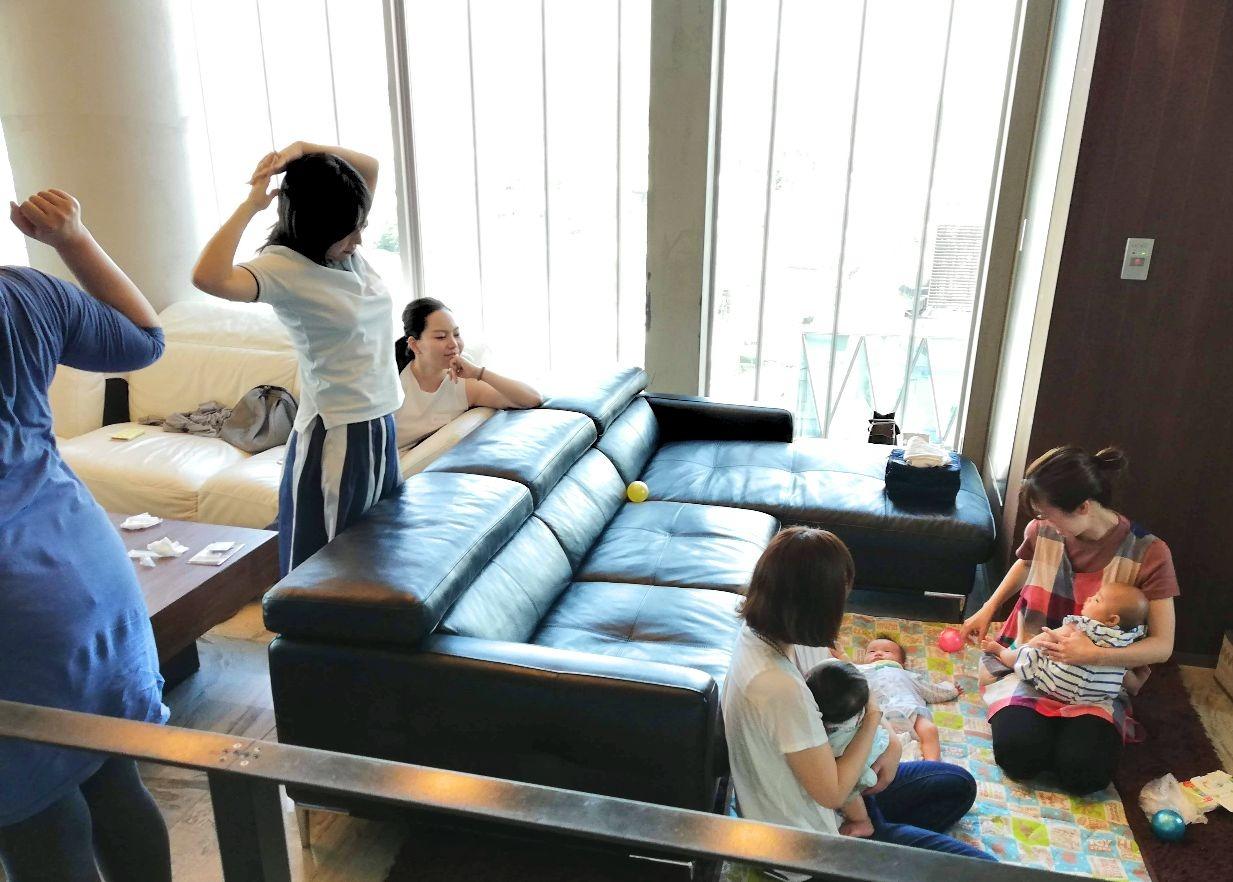 【毎月開催】産後1年未満のママのためのベビーシッター付きランチ会