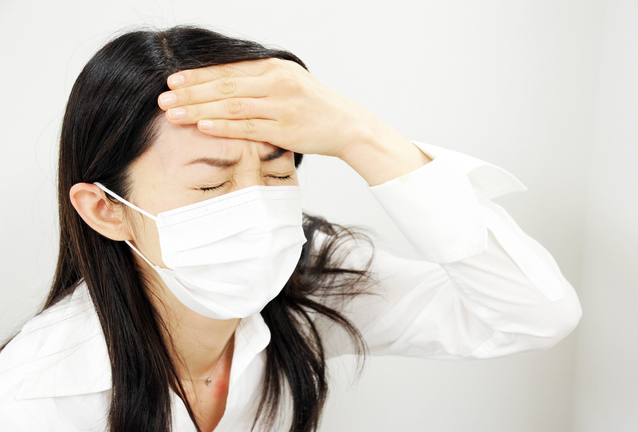 妊婦の肺炎