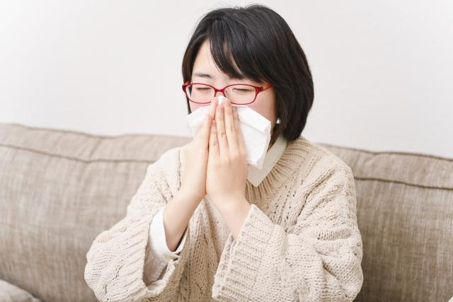 妊婦の鼻詰まり